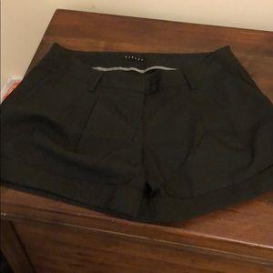Black shorts from Benetton